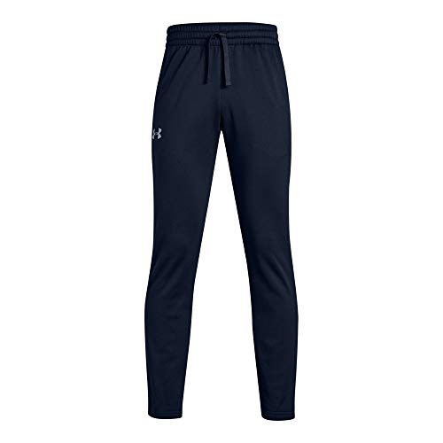 Price comparison product image Under Armour Boys' Armour Fleece Pants,  Academy (408) / Steel,  Youth Large
