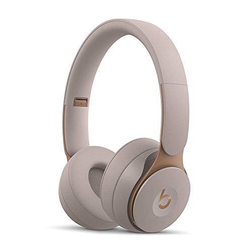 Beats Solo Pro Wireless Noise Cancelling On-Ear Headphones - Grey