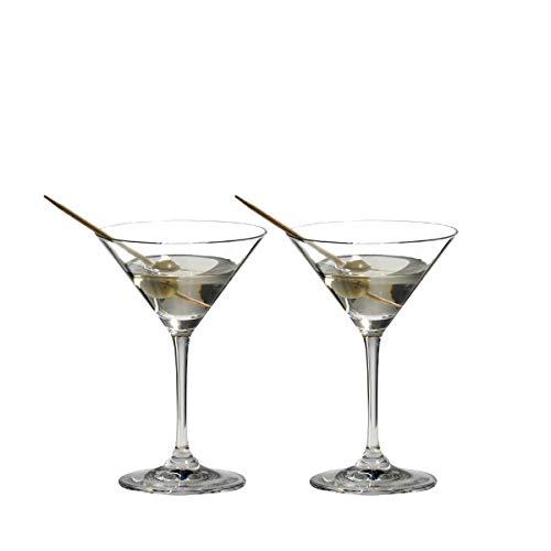 Small Martini Glasses (Riedel VINUM Martini Glasses, Set of 2 -)