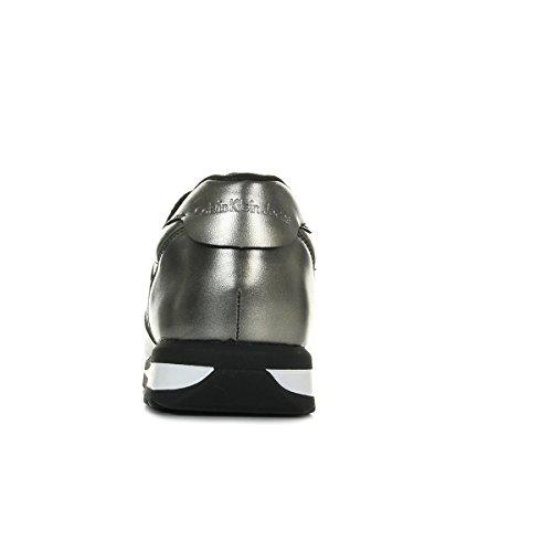 Basket Grey R0657pwb Papavero Metallic Klein Calvin 7qAw08