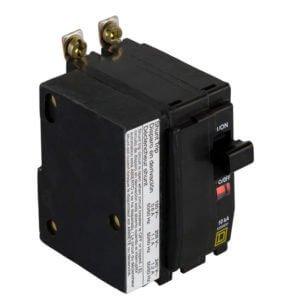 SCHNEIDER ELECTRIC Miniature Breaker 240-Volt 100-Amp QOB31001021 Motor Circuit Protector 600V 100A by Schneider Electric