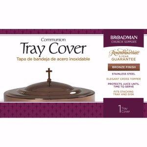 Communion-RemembranceWare-Bronze Tray Cover (Stain