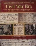 Genealogical Resources of the Civil War Era, William W. Dollarhide, 1933194456