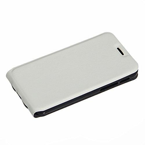 Manyip Funda Alcatel One Touch Shine Lite,Caja del teléfono del cuero,Protector de Pantalla de Slim Case Estilo Billetera con Ranuras para Tarjetas, Soporte Plegable, Cierre Magnético(JFC4-3) F