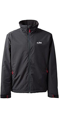 GILL Crew Sport Inshore Sailing Jacket - Graphite XS