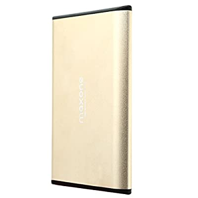 "2.5"" Ultra Slim Portable External Hard Drive USB 3.0 for Laptop/Desktop/Xbox one/PS4 by Mexone"