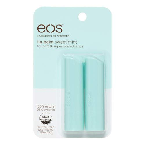 Eos Lip Balm Stick, Sweet Mint (Pack of 36)