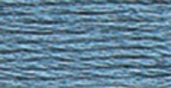 Brand New Pearl Cotton Ball Size 8 87yd-Medium Antique Blue