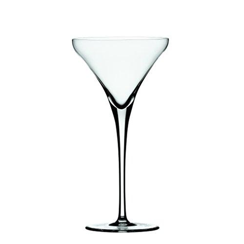 (Spiegelau 1416150 8.75 oz Willsberger Martini Glass (Set of 4), Small )