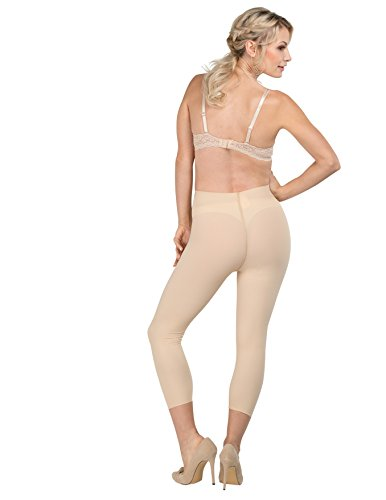831b86a9fa Jual Delfin Spa Women s Body Slimming Shapewear Capris - Petite thru ...