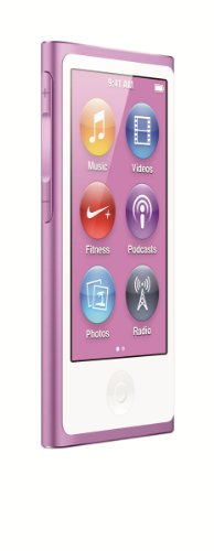 Apple iPod nano 16GB Purple (7th Generation) NEWEST MODEL