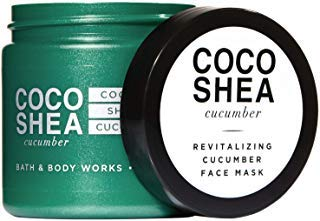 (Bath and Body Works COCOSHEA CUCUMBER Revitalizing Face Mask 4 Ounce)