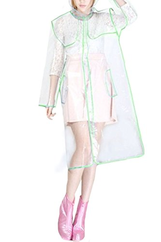 longue La Plein Vert Air Poncho Pluie En Package Mode Pantalon Amoureux De Couples Poncho Abby Section À Randonnée Capuche Adultes Les Alpinisme Yw81a8