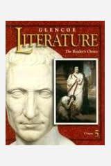 Glencoe Literature Course 5: The Reader's Choice Hardcover