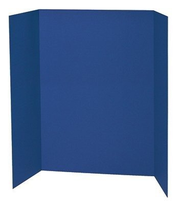 Spotlight 1 Ply Trifold Display Board, 48