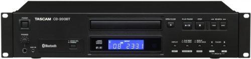 TASCAM CDプレーヤー Bluetoothレシーバー搭載 業務用 CD-200BT   B00D1H6KLC