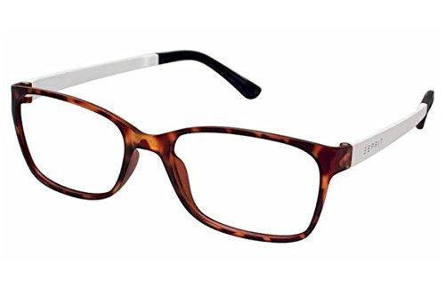 Esprit Eyeglasses ET17444 ET/17444 545 Havana Full Rim Optical Frame - Esprit Glasses
