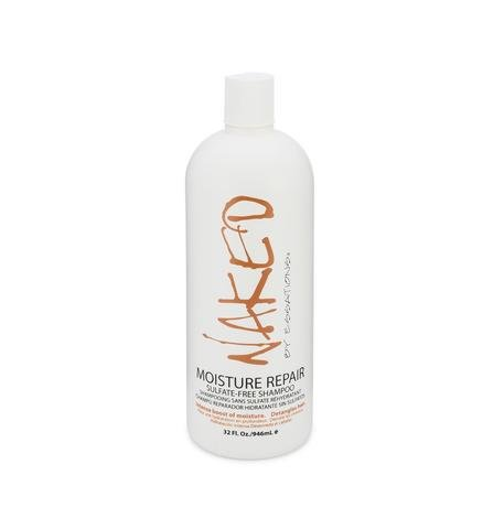 Naked Moisture Repair Sulfate Free Shampoo 32oz