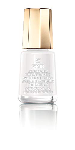MAVALA MINI COLOR 5ML IZMIR N047, Mavala, Branco