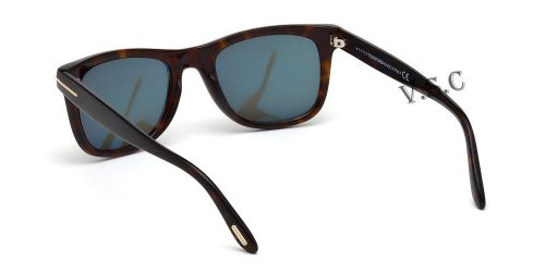 664689602933 - Tom Ford Leo 336 Wayfarer Leo  Havana Polarized carousel main 5