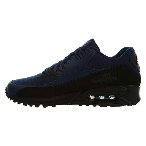 Navy Nike Air Black Scarpe 90 001 da Essential Max Multicolore Ginnastica Midnight Uomo 1wqP41