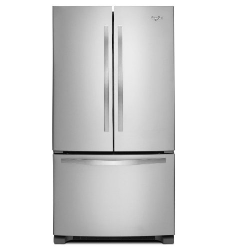 Whirlpool WRF532SMBM 21.7 Cu. Ft. Stainless Steel French Door...