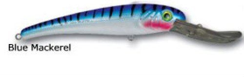 Mann's Bait Company Stretch 30+ Fishing Lure (Pack of 1), 6-Ounces, Blue Mackerel
