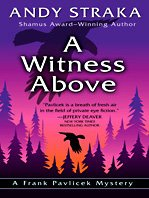 A Witness Above (Thorndike Press Large Print Mystery Series) pdf epub