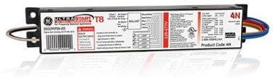 Case of 10 75385 GE432MVPS-H-V03 Ultra Start Ballast