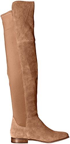 Scarpe Da Donna Cinesi Robin Stivali Invernali In Pelle Scamosciata Caramello