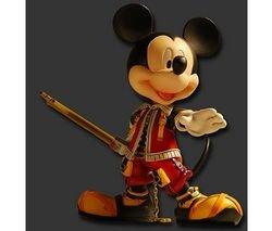 Kingdom Hearts 2 Play Arts - Kingdom Hearts II Play Arts Vol.2: King Mickey (Valor Form)