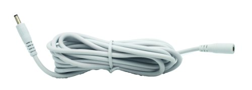 Foscam White Extension Cable for FI8918W, FI8905W, FI8904W, FI8910W, and FI9821W, 10-Feet, White