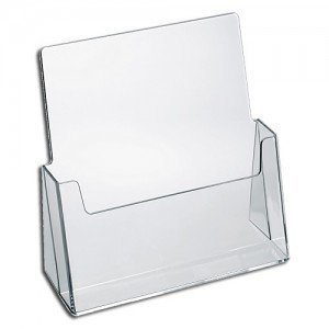 countertop brochure holder - 8