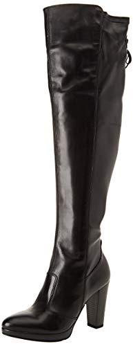 Negro 100 Mujer Botas Cuoio T para Altas Giardini Black Guanto Nero K7HfqSpw86