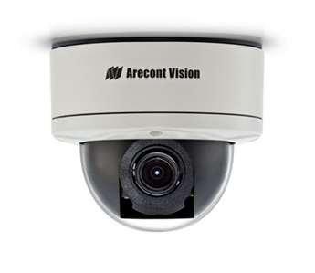 Arecont Vision MegaDome 2 AV3256 3 Megapixel Network Camera - Color, Monochrome AV3256PMIR-S (Arecont 3 Camera Mp)