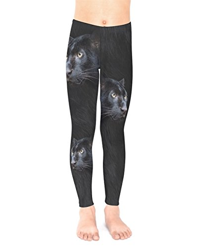 5229cb266 PattyCandy Toddler Girls Stretchy Tights Lion Jungle Animals Dogs Pug Space  Pets Long Unisex Leggings for