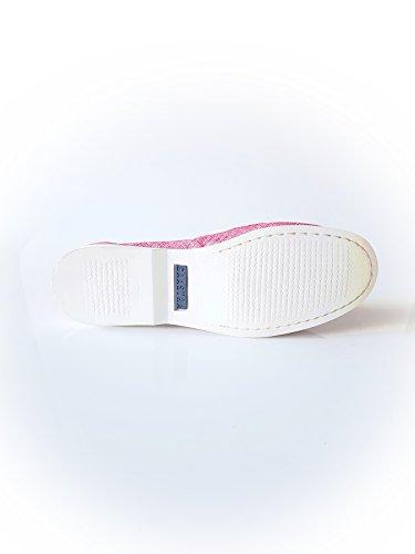 Sintético Gaastra Mujer Rojo De Para Zapatillas 37 Cuero qqw1Zt8xR