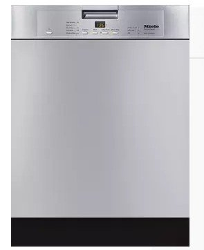 Miele Futura Classic Plus G4227SCU Dishwasher with Cutlery Tray for Silverware - Stainless Steel (Dishwashers)