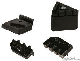 Crimp Tool Die, Micro Quadlok Contacts, 539635-1 Ergocrimp Basis Hand Tool