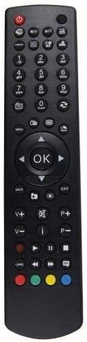 Ersatz Fernbedienung für Telefunken TV D32H125N3D32H125N3CD39F185N3C