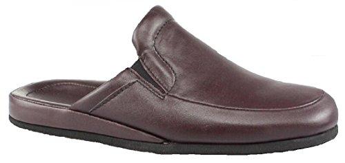 Beck - Zapatillas de casa Hombre burdeos