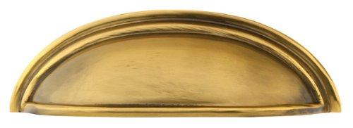 Emtek 86173US7 Traditional Brass 4