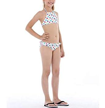 John Smith Bikini Niña 2 Piezas Monor. Blanco. Talla 16 años ...