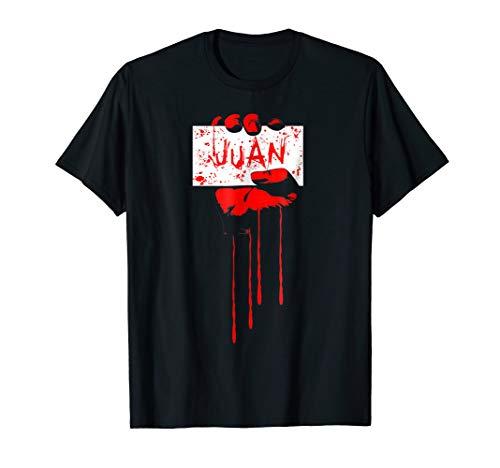 JUAN Halloween Horror - Scary Halloween Costume T-Shirt -