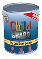 Encapsulant Paint - Lead Paint Protection Child Guard by Child Guard