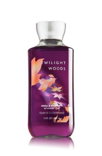 Twilight Woods Shower Gel Signature Collection Bath & Body Works 10oz Older Packaging 2012 ()
