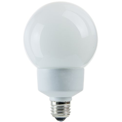 15w G30 Globe (Sunlite SLG15/G30/30K G30 Globe 15 Watt Energy Saving CFL Light Bulb Medium Base Warm White)