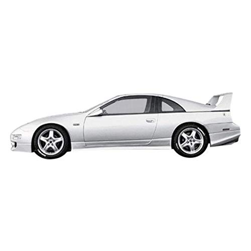 Duraflex Replacement for 1990-1996 Nissan 300ZX Z32 2DR Bomber Side Skirts Rocker Panels - 2 Piece ()