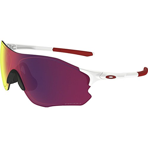 Oakley Zero Path Sunglasses White/Prizm - Oakley Zero