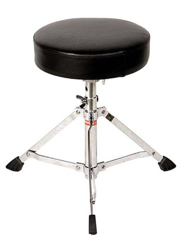 Single-Braced Junior Drum Throne ()